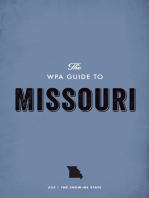 The WPA Guide to Missouri