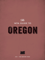 The WPA Guide to Oregon