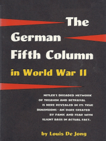 The German Fifth Column in the Second World War