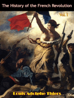 The History of the French Revolution Vol I [Illustrated Edition]