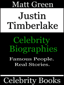 Justin Timberlake: Celebrity Biographies