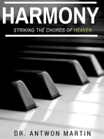 "Harmony ""Striking The Chords of Heaven"""