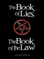 The Book of the Law and the Book of Lies