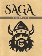 Saga Six Pack 2 (Illustrated)