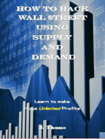 How to Hack Wall $treet using Supply & Demand