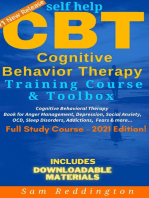Self Help CBT Cognitive Behavior Therapy Training Course & Toolbox