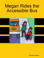 Megan Rides the Accessible Bus