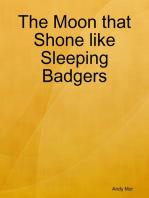 The Moon that Shone like Sleeping Badgers