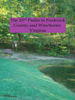 The 23rd Psalm in Frederick County and Winchester, Virginia
