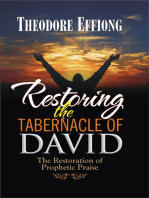 Restoring the Tabernacle of David