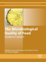The Microbiological Quality of Food