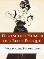 Deutscher Humor der Belle Époque