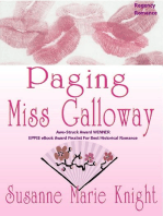 Paging Miss Galloway