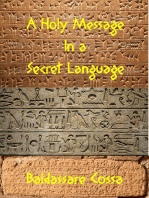 A Holy Message in a Secret Language