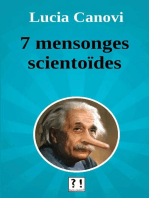 7 mensonges scientoïdes