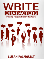 Write Characters-Creating People Readers Will Love