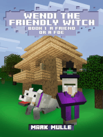 Wendi the Friendly Witch (Book 1)