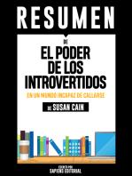 El Poder de los Introvertidos (Quiet