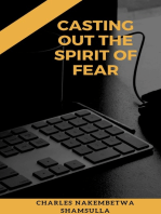 Casting Out the Spirit of Fear