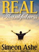 Real Thankfulness