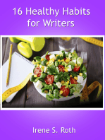 16 Healthy Habits for Writers