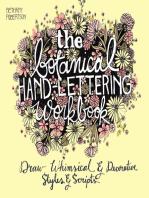 The Botanical Hand Lettering Workbook