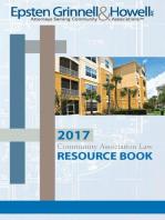 2017 Community Association Law Resource Book