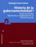 Historia de la gubernamentalidad I