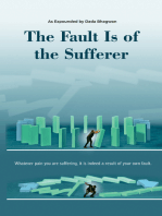 Fault Is Of The Sufferer (In English)