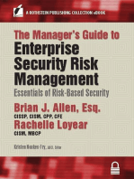 The Manager's Guide to Enterprise Security Risk Management: Essentials of Risk-Based Security