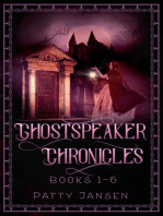 Ghostspeaker Chronicles The Complete Series