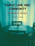 Family, Law, and Community: Supporting the Covenant