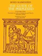 The Guide of the Perplexed, Volume 1