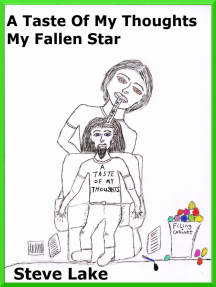 A Taste Of My Thoughts My Fallen Star