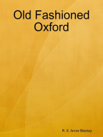 Old Fashioned Oxford