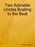 Two Adorable Uncles Boating to the Beat