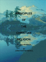 Principles of the Christian Religion - Student