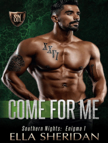 Come For Me: Southern Nights: Enigma, #1