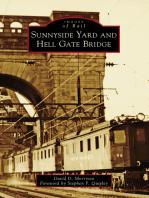 Sunnyside Yard and Hell Gate Bridge