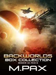 Backworlds Box Collection: Books 1, 2, and 3: The Backworlds