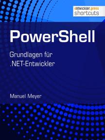PowerShell: Grundlagen für .NET-Entwickler