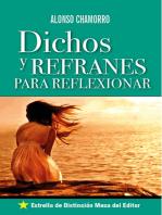 Dichos y Refranes para Reflexionar