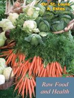 Raw Food and Health