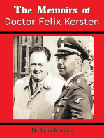 The Memoirs of Doctor Felix Kersten