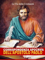 Corrispondenza Apocrifa dell'Apostolo Paolo