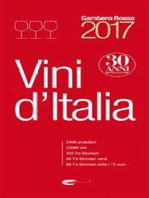 Vini d'Italia 2017