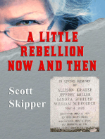A Little Rebellion Now and Then
