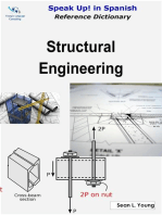 Speak Up! in Spanish Reference Dictionary: Structural Engineering