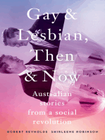 Gay and Lesbian, Then and Now