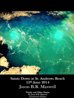 Saints Down at St. Andrews Beach